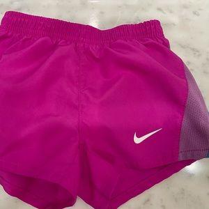 Nike Girls Dri-Fit Shorts size 2T